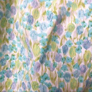 Liz Claiborne Skirts - Liz Claiborne Floral Watercolor Skirt • Size 10